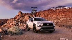 Découvrez le nouveau Toyota RAV4 TRD Off-Road 2020 à venir cet automne