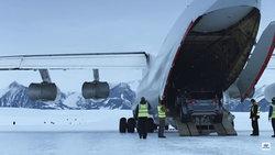 Des explorateurs traversent l'Atlantique à bord d'un Hyundai Santa Fe