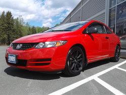 2009 Honda Civic Cpe DX-G