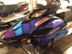 2014 Yamaha Snowmobile Vector LTX LTX