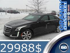 Cadillac CTS Sedan Performance AWD  2014