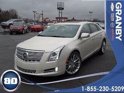 Cadillac XTS Platinum Collection awd  2013