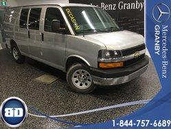 Chevrolet Express Cargo Van 1500 V6+4.3L+A/C+RWD  2010