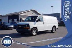 Chevrolet Express Cargo Van A/C   STABILITRAK  2012