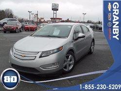 Chevrolet Volt HATCHBACK 5 PORTES  ELECTRIQUE  2014