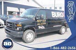 Ford Econoline Cargo Van E 250  2010