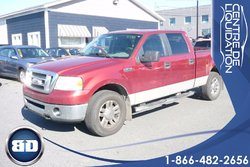 Ford F-150 4X4 CABINE DOUBLE  2008