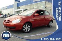 Hyundai Accent L AUTOMATIQUE BAS KM * 63 123 KM *  2009