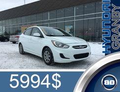 2012 Hyundai Accent GL MANUELLE
