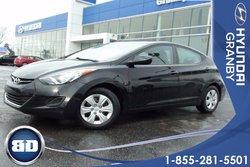 2011 Hyundai Elantra CLIMATISEUR VITRES ÉLECTRIQUES MIROIRS