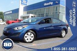 Hyundai Elantra L VITRES MIROIR ELECTRIQUES ANTIPATINAGE  2015