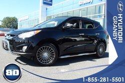 2011 Hyundai Tucson AWD LIMITED MAGS FOGS TOIT PANO CUIR TOUT ÉQUIPÉ