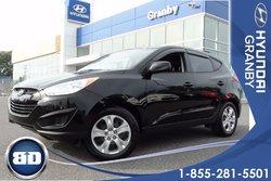 2012 Hyundai Tucson FWD L MANUELLE AC GROUPE ELECTRIQUE