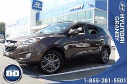 2014 Hyundai Tucson GLS AWD TOIT PANO MAGS FOGS AC ÉQUIPMENT COMPLET