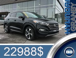 Hyundai Tucson 1.6T Limited  2016