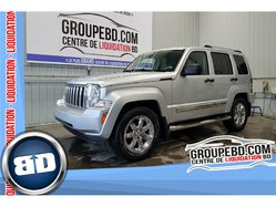 Jeep Liberty Limited Edition 4X4 CUIR TOIT  2008