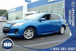 2012 Mazda Mazda3 GS-SKY MAGS AC ÉQUIPEMENT COMPLET