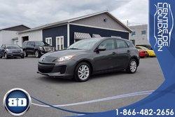 Mazda Mazda3 GS AUTOMATIQUE A/C CRUISE BLUETOOTH  2013