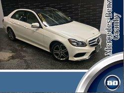 Mercedes-Benz E300 4MATIC+TOIT PANO+NAVI+BLUETOOTH  2014