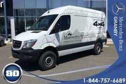 2016 Mercedes-Benz Sprinter cargo vans 144 PO TOIT HAUT, 4 X 4