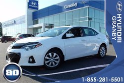 2014 Toyota Corolla 7 758 KM S  AC GROUPE ELECTRIQUE COMPLET