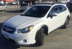 Subaru CROSSTREK SPORT EYESIGHT PKG Sport with Tech  2015