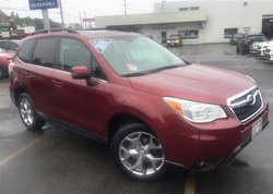 2015 Subaru Forester 2.5i Limited w/Tech Pkg