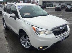2016 Subaru FORESTER CONVENIENCE I Convenience