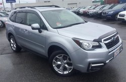 2017 Subaru FORESTER LIMITED WITH EYESIGHT I Limited w/Tech Pkg