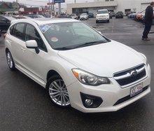 2012 Subaru Impreza 2.0i w/Sport Pkg