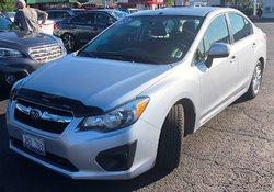 2014 Subaru Impreza 2.0i w/Touring Pkg