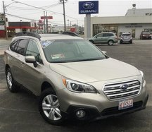 2016 Subaru OUTBACK 2.5I LIMITED WITH EYESIGHT Limited with Eyesight