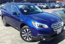 2016 Subaru OUTBACK 2.5I LIMITED WITH EYESIGHT LIMITED TECH