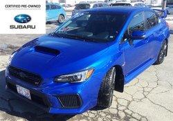 2018 Subaru WRX STI SPORT STI Sport