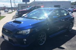 2015 Subaru WRX STI LIMITED W/Sport-tech Pkg