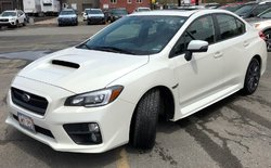 2016 Subaru WRX SPORT 4D