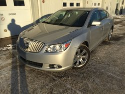 Buick LaCrosse CXL AWD CUIR SAFETY SENSE  2011
