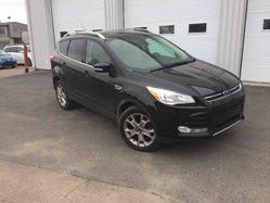 Ford Escape Titanium 4X4 cuir Bas kilomètres  2014
