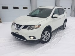 Nissan Rogue VERSION SV AWD BAS KILOS  2016