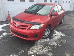 Toyota Corolla VERSION CE SIEGE CHAUFFANT  2012