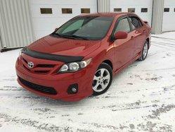 Toyota Corolla MODELE S DEMARREUR  2013