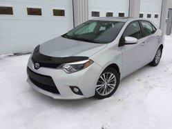 Toyota Corolla CUIR TOIT MODELE LE SIEGES CHAUFFANTS  2014