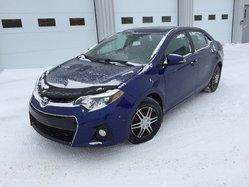 Toyota Corolla MODELE S CUIR TOIT PEA TOYOTA  2014