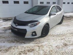 Toyota Corolla VERSION S DÉMARREUR  2014