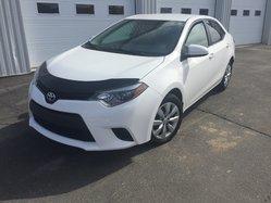 Toyota Corolla VERSION LE BAS KILOS  2014