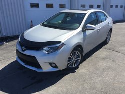 Toyota Corolla VERSION LE TOIT OUVRANT MAG BAS KILOS  2014