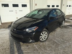 Toyota Corolla VERSION LE SIEGE CHAUFFANT  2015