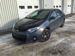 Toyota Corolla VERSION S TOIT MAGS  2015
