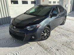 Toyota Corolla VERSION S TOIT MAG PNEU HIVER  2015