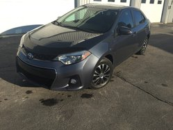 Toyota Corolla VERSION S TOIT MAG  2015